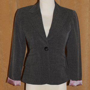 Style & Co Petite Single Breasted Blazer